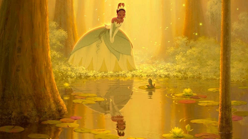 release date for The Princess and the Frog