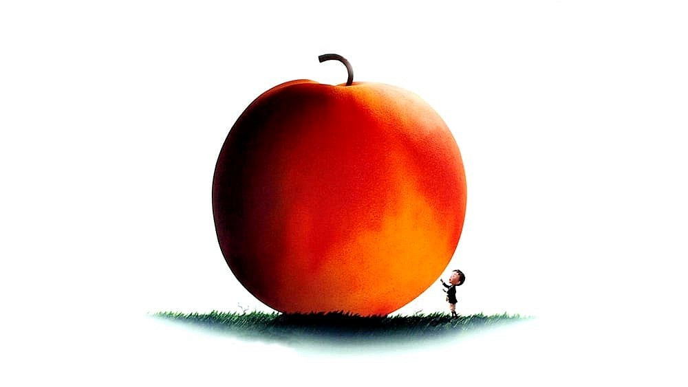 release date for James and the Giant Peach