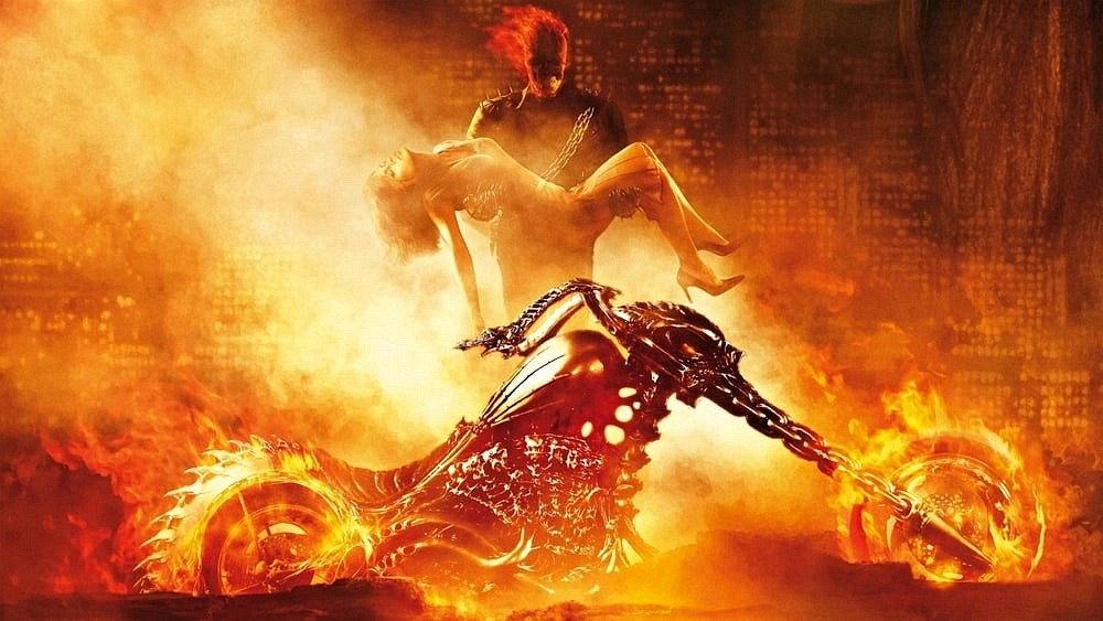 release date for Ghost Rider