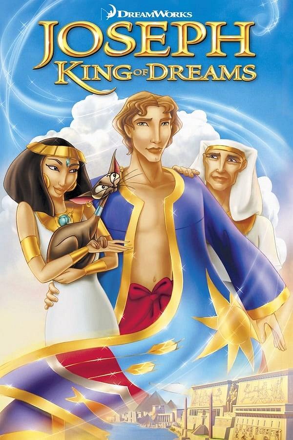 Joseph: King of Dreams movie poster