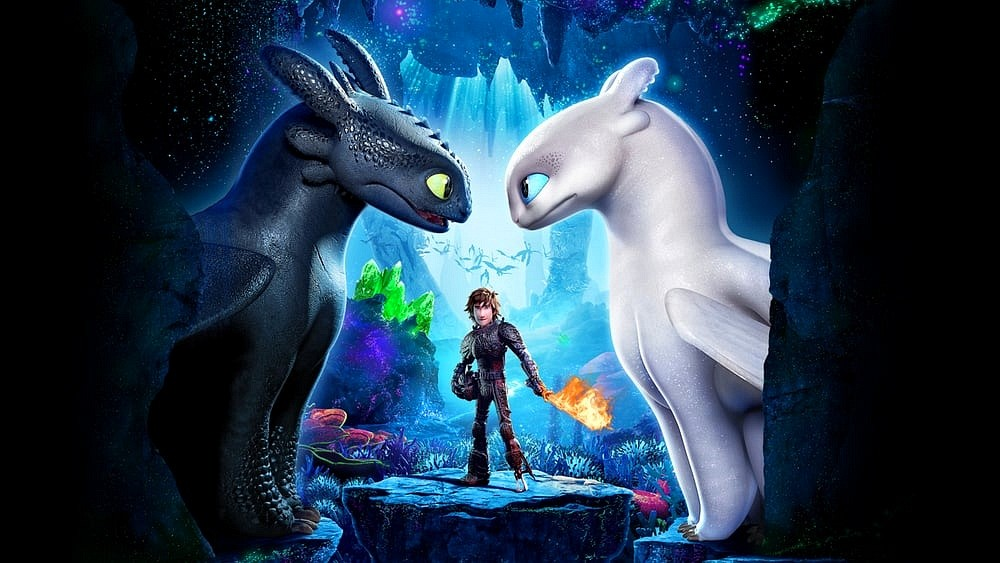 release date for How to Train Your Dragon: The Hidden World