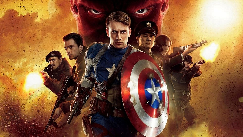 release date for Captain America: The First Avenger