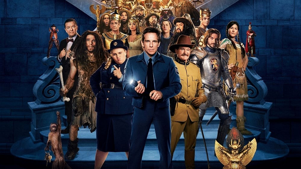 release date for Night at the Museum: Secret of the Tomb