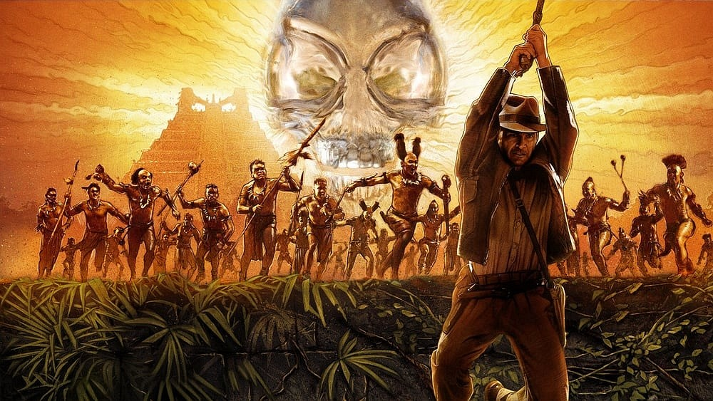 release date for Indiana Jones and the Kingdom of the Crystal Skull