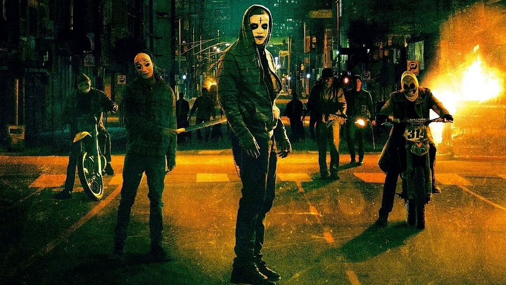 release date for The Purge: Anarchy