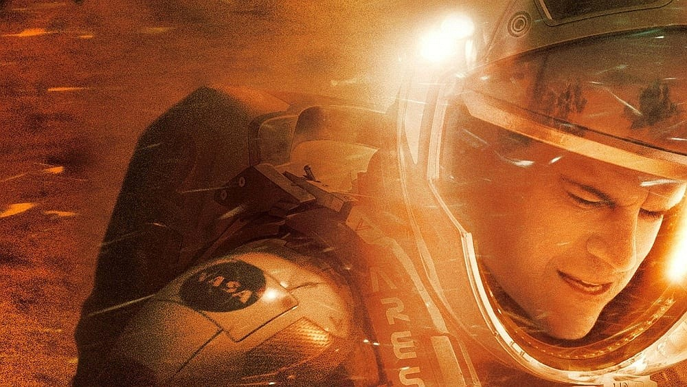 release date for The Martian
