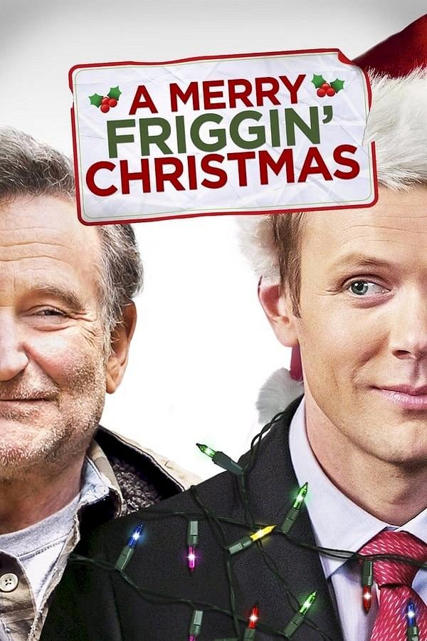 A Merry Friggin' Christmas movie poster