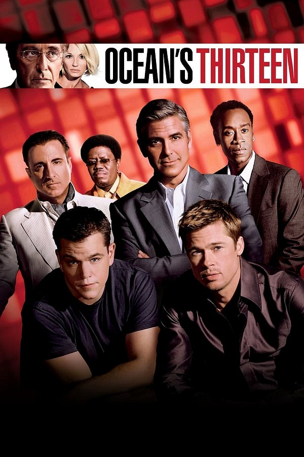 Ocean's Thirteen movie poster