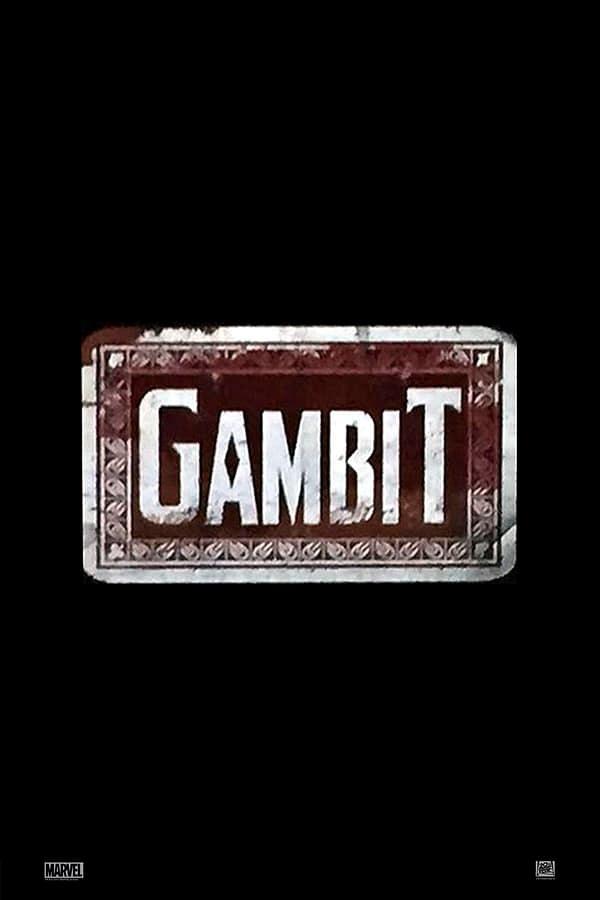 Gambit movie poster