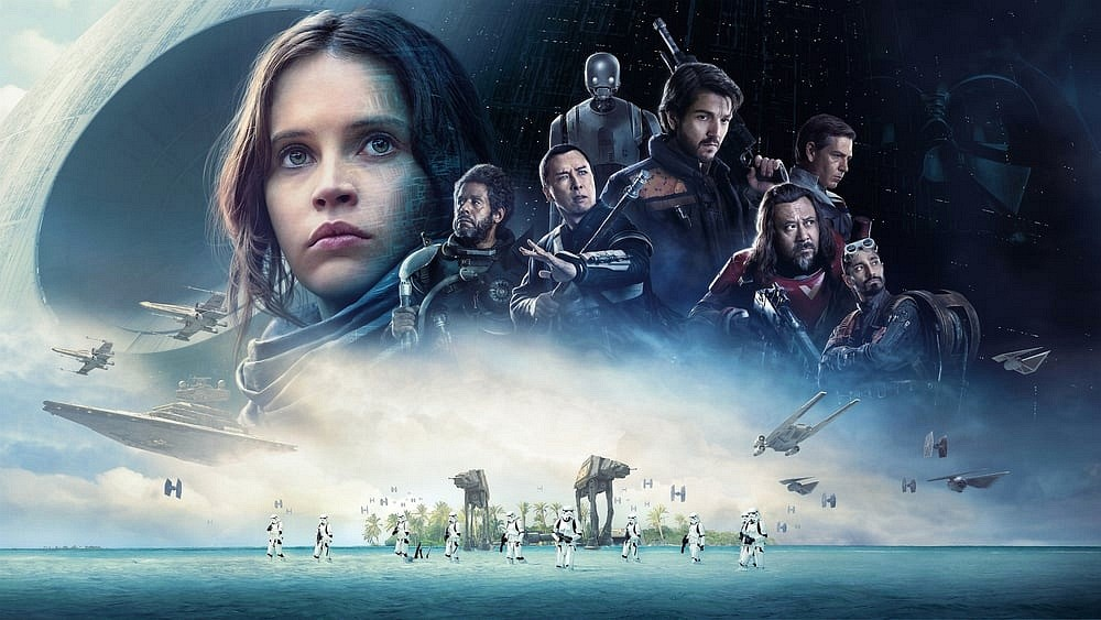 release date for Rogue One: A Star Wars Story