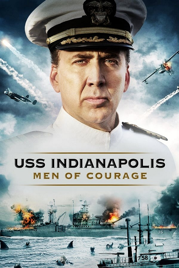USS Indianapolis: Men of Courage movie poster