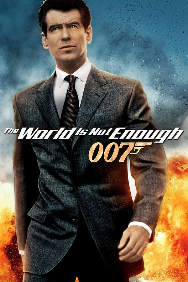 The World Is Not Enough movie poster