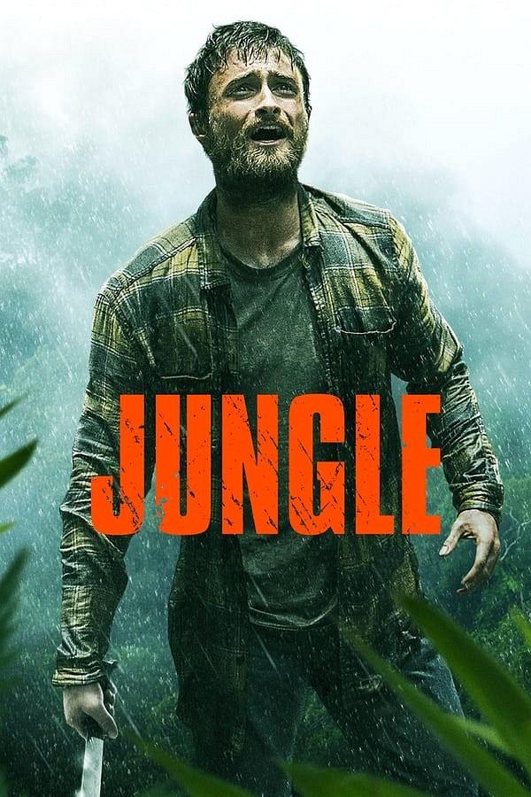 Jungle movie poster