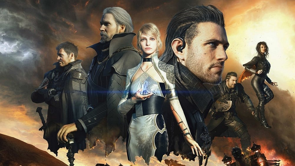 Kingsglaive Final Fantasy Xv 2016 Movie Info Release Details