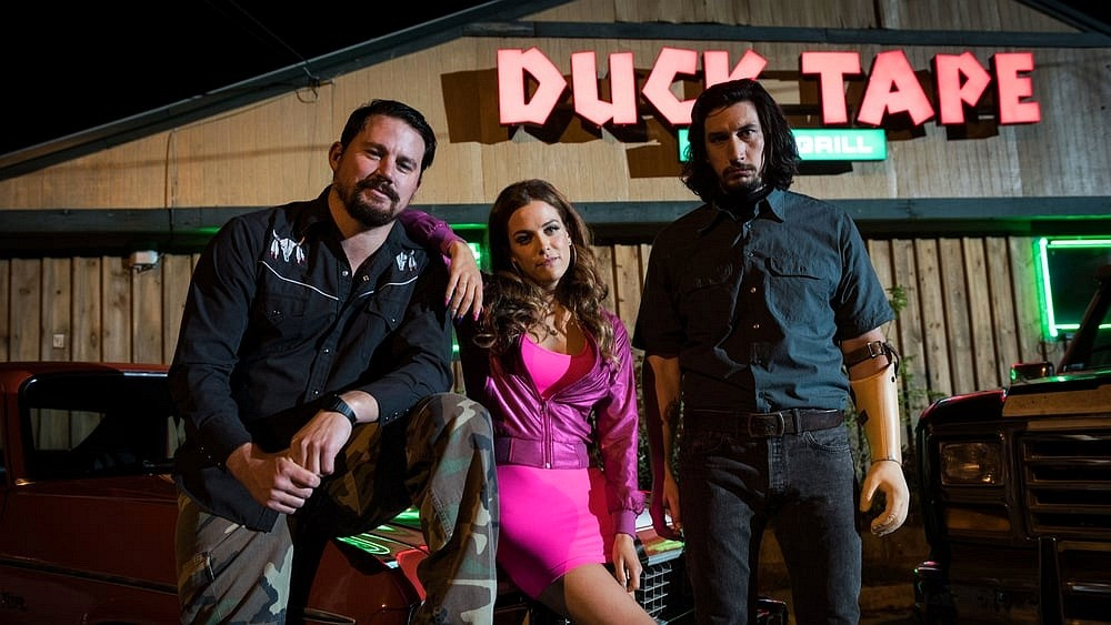 release date for Logan Lucky