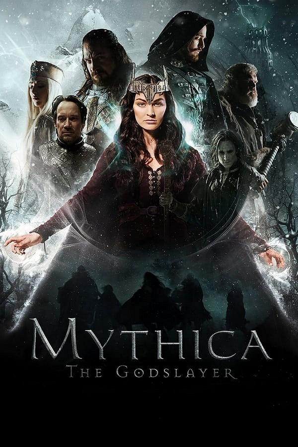 Mythica: The Godslayer movie poster