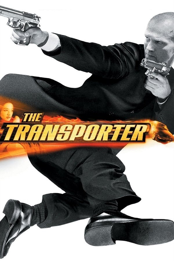 The Transporter movie poster