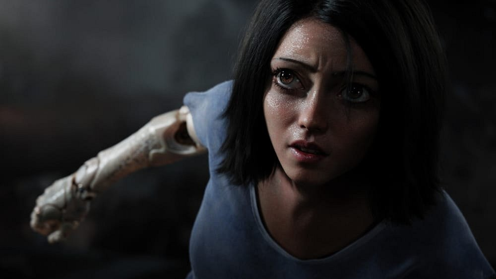 release date for Alita: Battle Angel