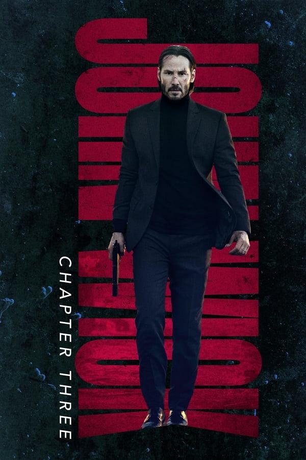John Wick 3: Parabellum movie poster