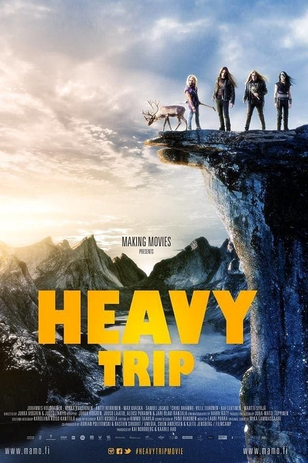 Heavy Trip movie poster