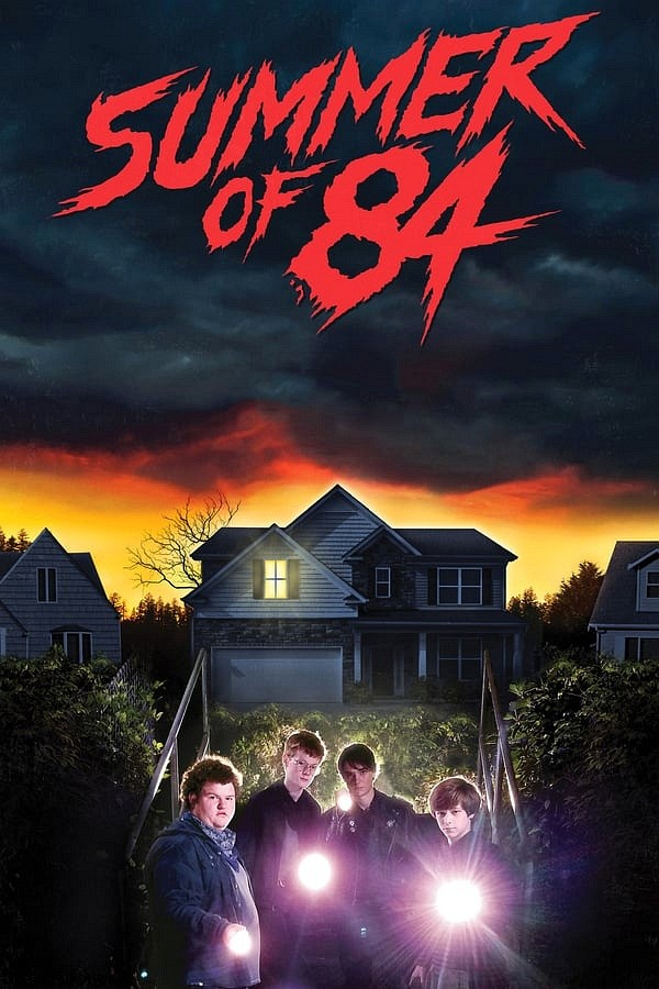 Summer of 84 movie poster