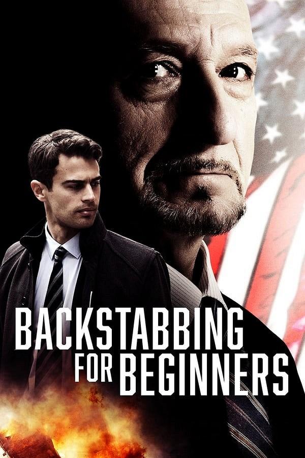 Backstabbing for Beginners movie poster
