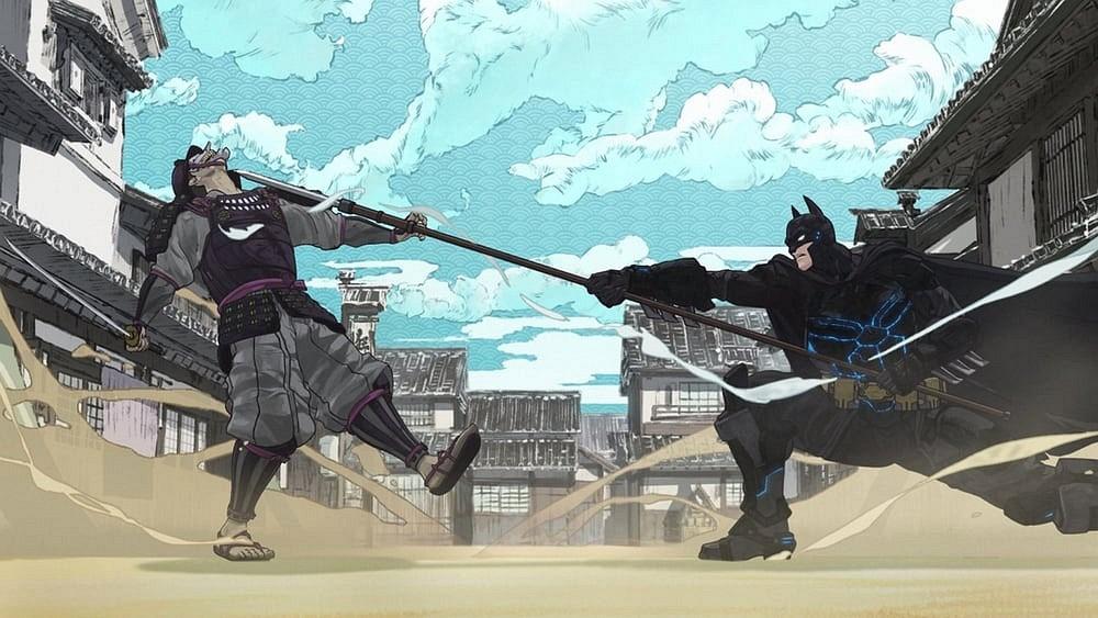 release date for Batman Ninja