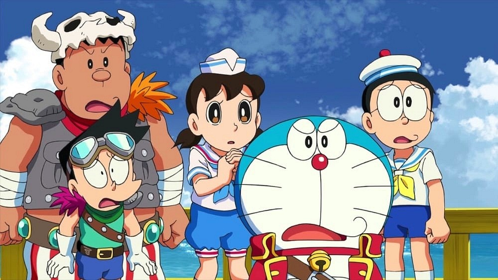 Doraemon The Movie Nobita S Treasure Island 2018 Movie Info Release Details
