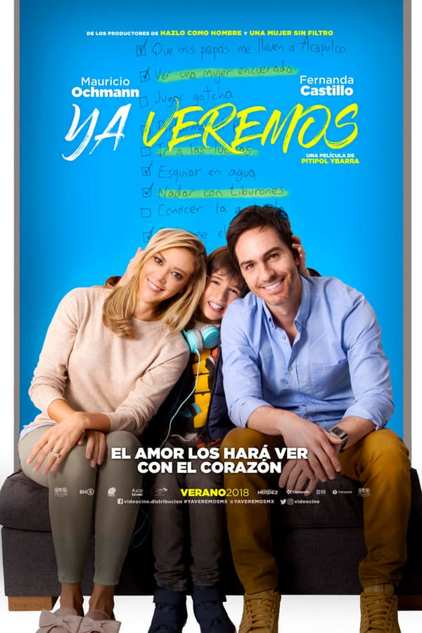 Ya Veremos movie poster