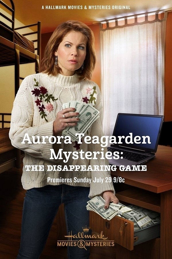 Aurora Teagarden Mysteries: The Disappearing Game movie poster