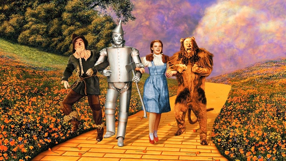release date for The Wizard of Oz
