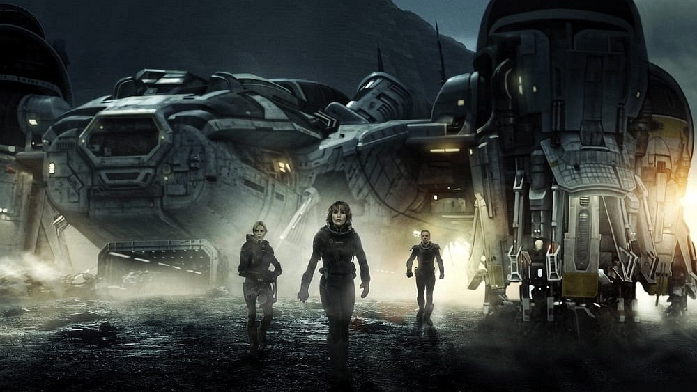 release date for Prometheus