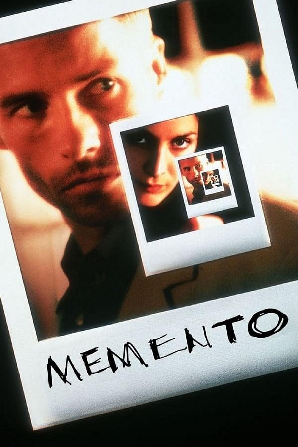 Memento movie poster