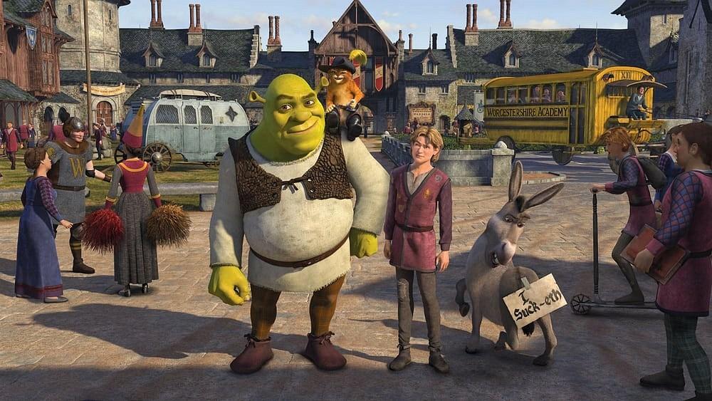 Shrek The Third 2007 Movie Info Release Details