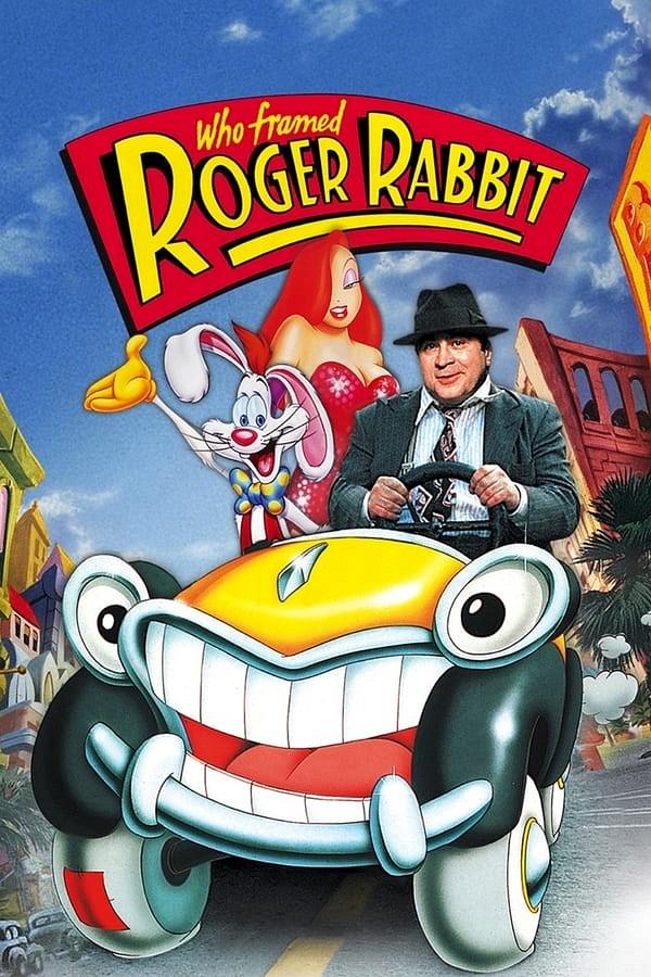 Who Framed Roger Rabbit movie poster