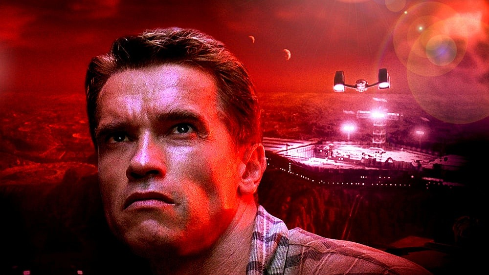 release date for Total Recall