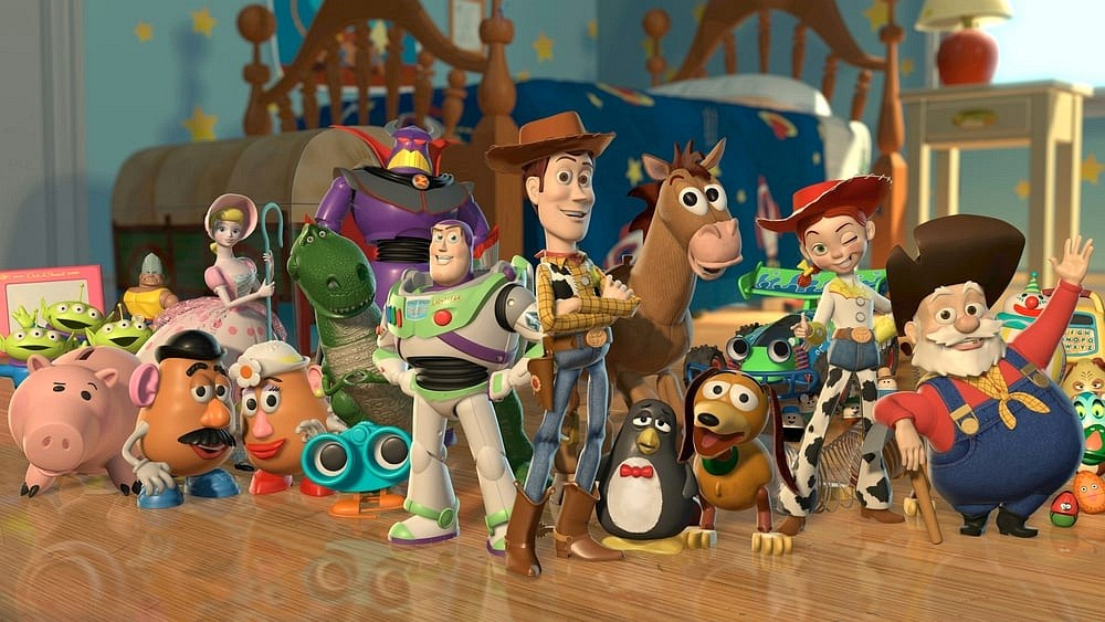 release date for Toy Story 2