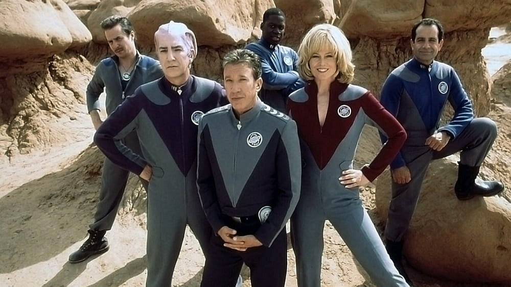 release date for Galaxy Quest