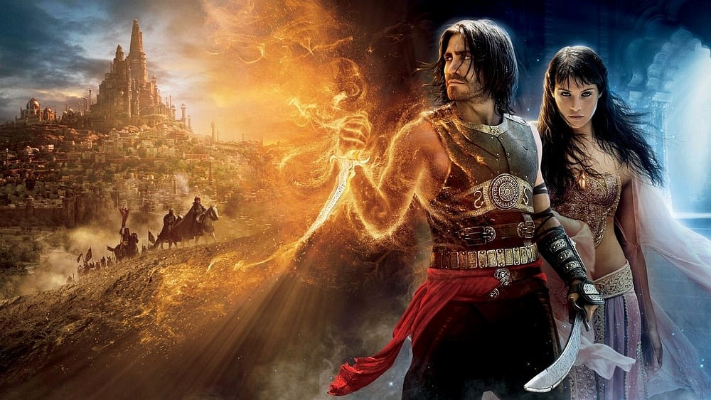 release date for Prince of Persia: The Sands of Time