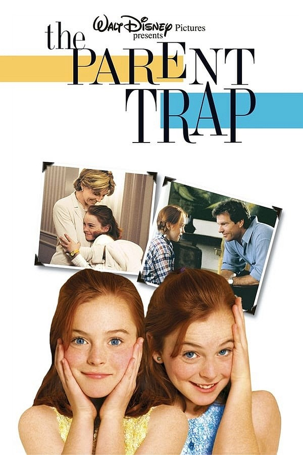 The Parent Trap movie poster