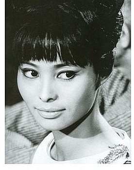 Akiko Wakabayashi in You Only Live Twice