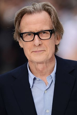 Bill Nighy in Detective Pikachu