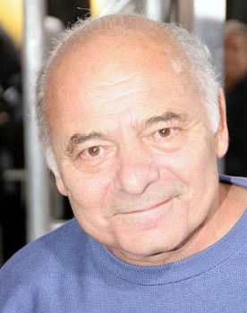 Burt Young in Rocky II