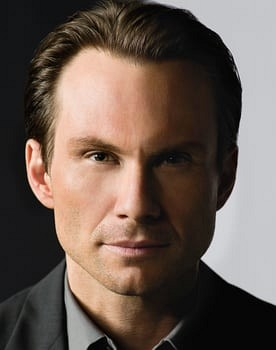 Christian Slater in The Wife