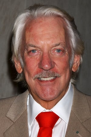 Donald Sutherland in Ad Astra