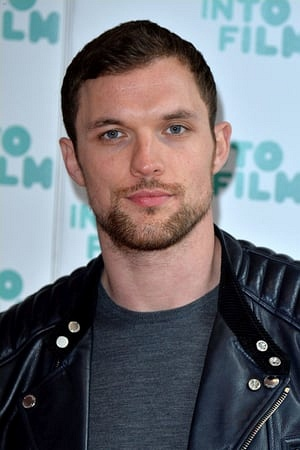 Ed Skrein in Alita: Battle Angel