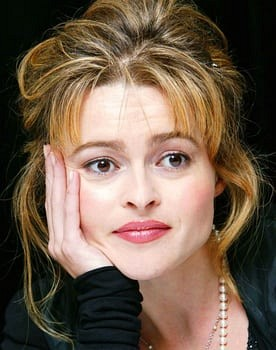 Helena Bonham Carter in Charlie and the Chocolate Factory