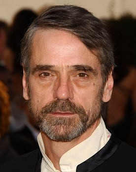 Jeremy Irons in Red Sparrow