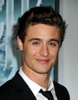 Max Irons in The Wife