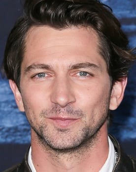 Michiel Huisman in The Guernsey Literary & Potato Peel Pie Society